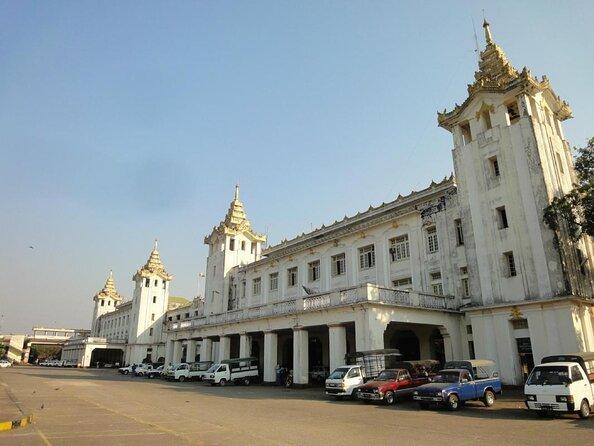 Stazione ferroviaria centrale di Yangon