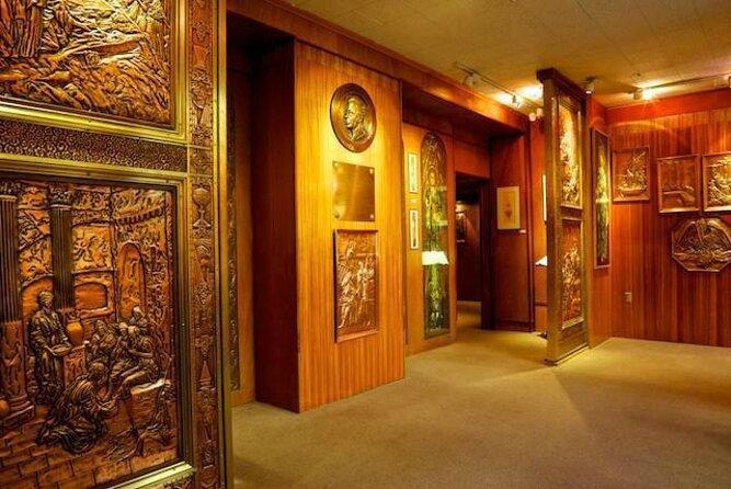 Albert Gilles Copper Art Museum and Boutique