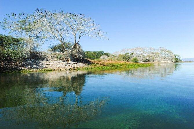Barrage Cerron Grande (lac Suchitlan)