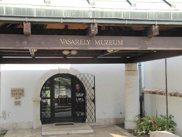 Museu Vasarely (Vasarely Múzeum)