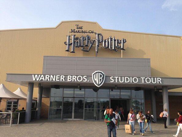 Visite des studios Warner Bros.à Londres