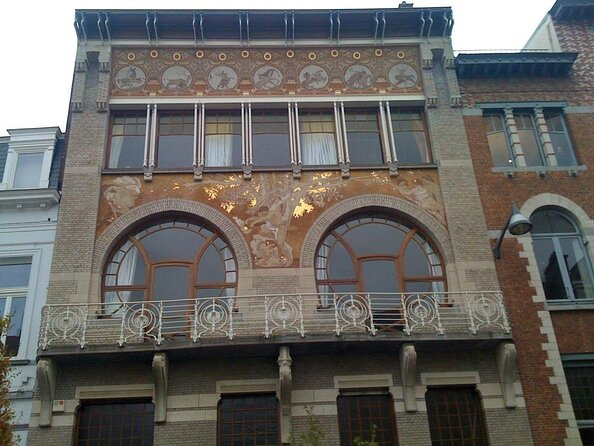 Ciamberlani House (Maison A. Ciamberlani)