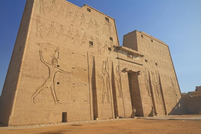 Temple of Horus (at Edfu)