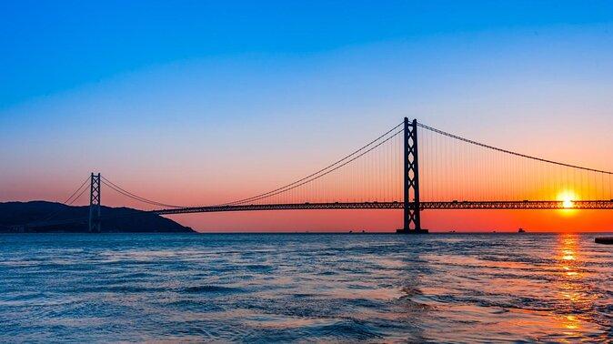 Ponte Akashi Kaikyo (Ponte do Estreito de Akashi)