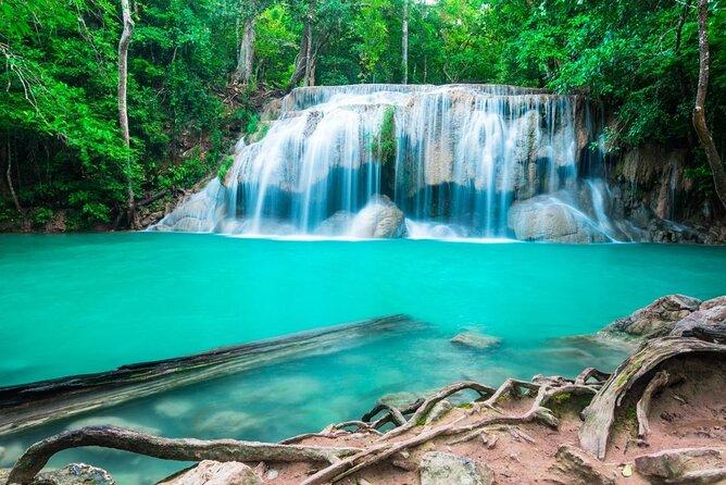 Parque Nacional de Erawan (Cataratas de Erawan)