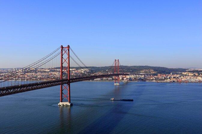 Brücke vom 25. April (Ponte 25 de Abril)