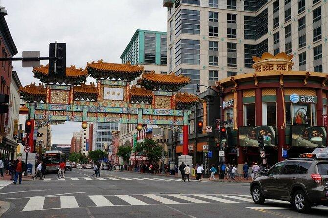 Washington DC Chinatown