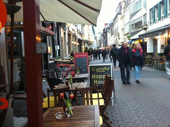 Dusseldorf Old Town (Altstadt)