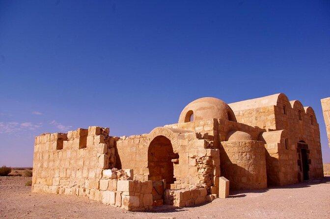 Amra Castle (Qasr Amra)