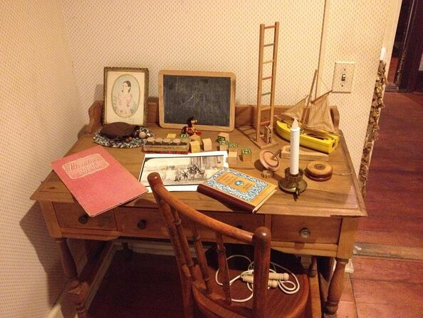 Gaslamp Museum at the Davis-Horton House