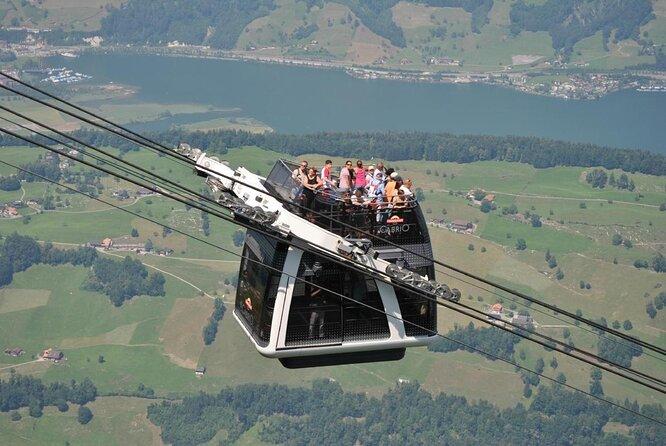 Mt. Téléphérique Stanserhorn CabriO