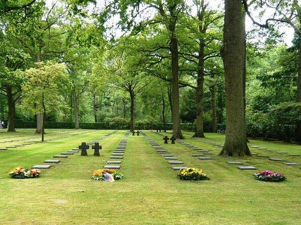 Vladslo German War Cemetery
