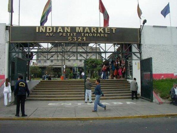 Indischer Markt (Mercado Indio)