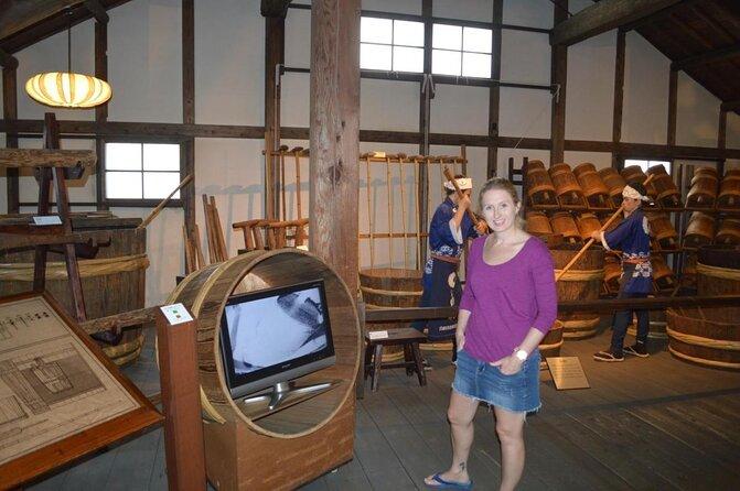 Museo della fabbrica di birra del sake di Hakutsuru