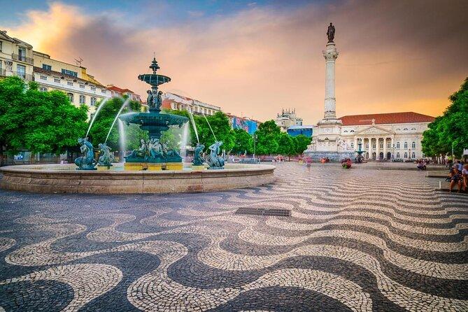 Rossio-Platz (Praça de Dom Pedro IV)