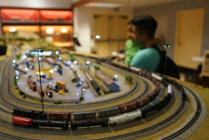 San Diego Model Railroad Museum (SDMRM)