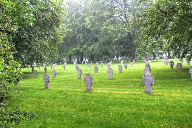 Recogne German War Cemetery