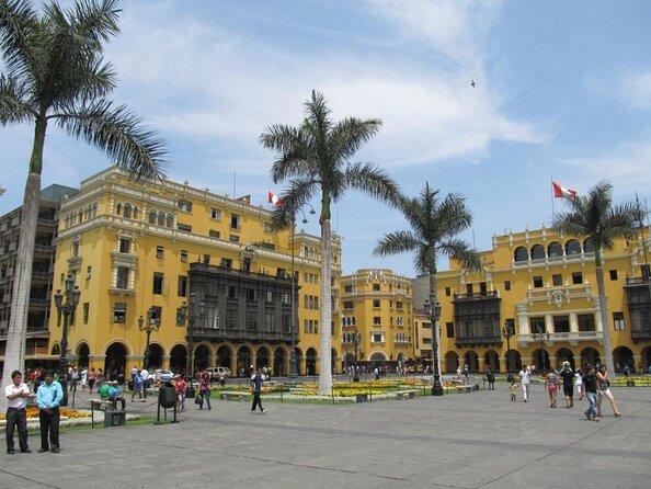 Palácio Municipal (Prefeitura de Lima)