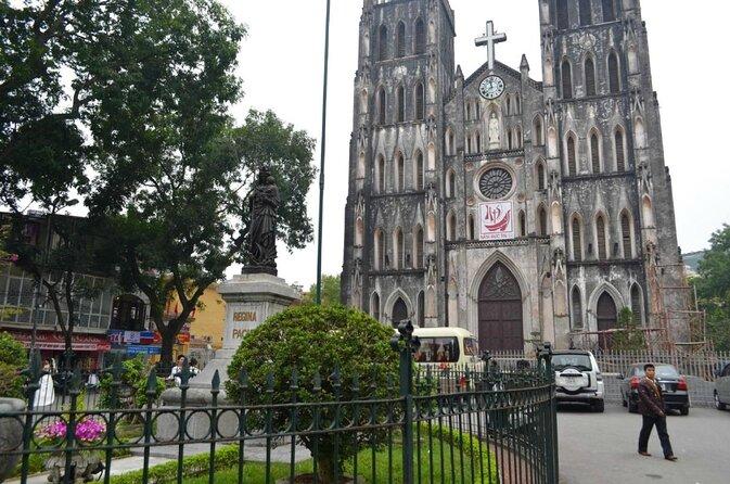 St Joseph's Cathedral (Nha Tho Lon)