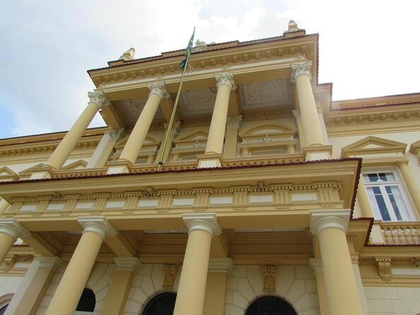 Palazzo di Giustizia di Manaus (Palácio de Justiça)
