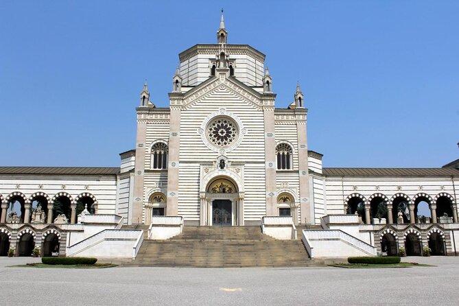 Milan Monumental Cemetery (Cimitero Monumentale di Milano)