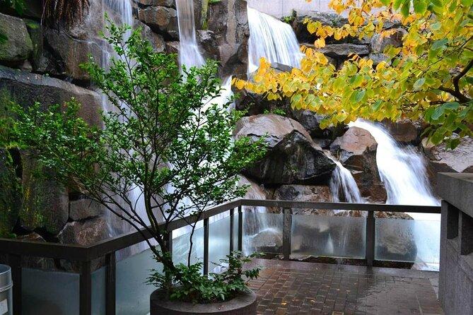 Parco giardino delle cascate