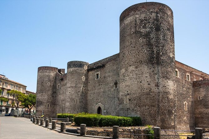 Ursino Castle (Castello di Ursino)