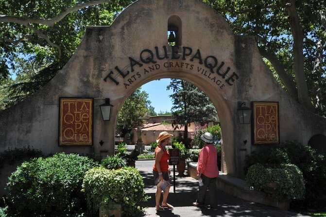 Tlaquepaque Arts and Shopping Village