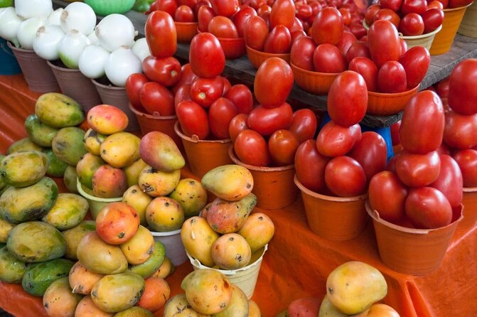 San Juan Market (Mercado de San Juan)