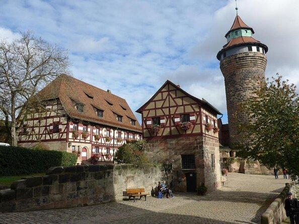 Imperial Castle of Nuremberg (Kaiserburg)