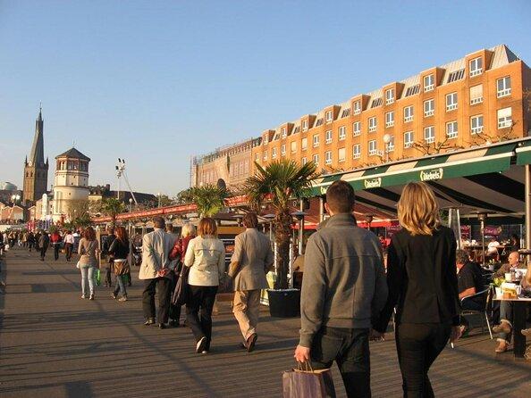 Rhine River Promenade (Rheinuferpromenade)