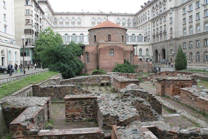 Sofia Chiesa di San Giorgio (Rotonda di San Giorgio)
