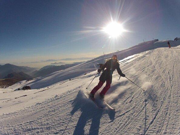Estação de esqui La Parva