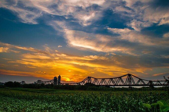 Long Bien Bridge (Cau Long Bien)
