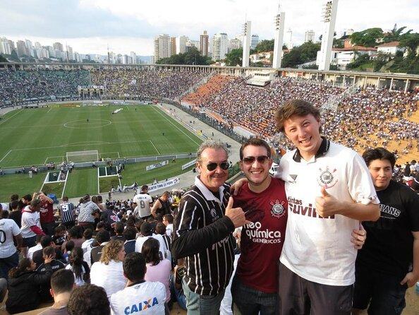 Estádio Municipal Paulo Machado de Carvalho (Pacaembu Stadium)
