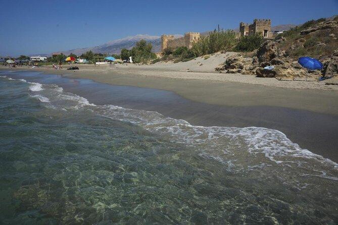 Frangokastello Beach
