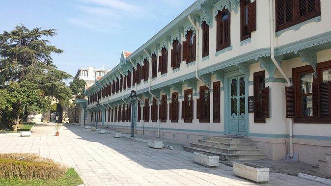 Yildiz Palace Museum (Yildiz Sarayi Müzesi)