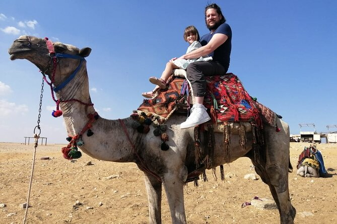 Camel or Horse Ride in Giza Desert from Cairo or Giza Hotel