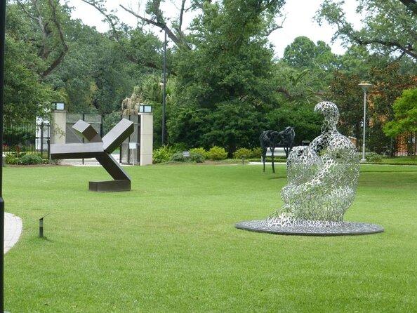 Jardin de sculptures de Sydney et Walda Besthoff