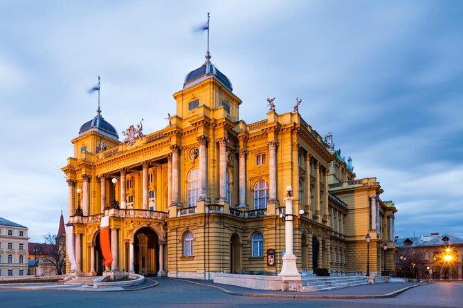 Croatian National Theatre (HNK Zagreb)