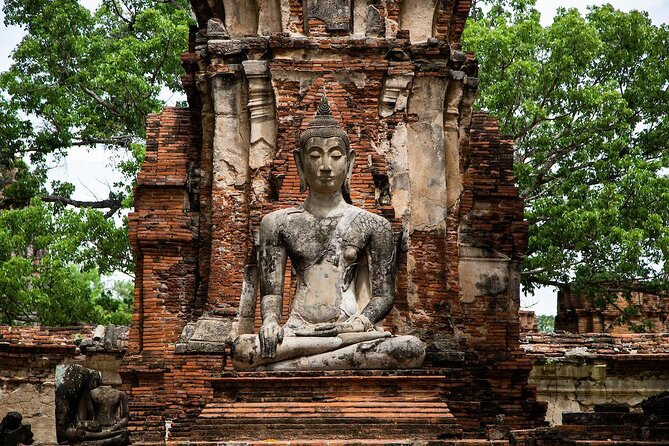 Temple of the Great Relic (Wat Mahathat)