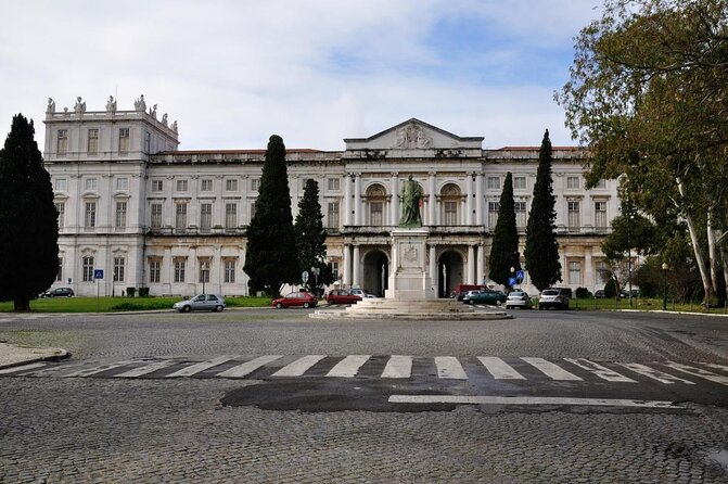 Ajuda National Palace (Palacio Nacional Ajuda)
