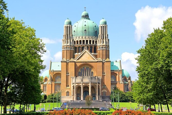 National Basilica of the Sacred Heart (Basilique Nationale du Sacré-Coeur)