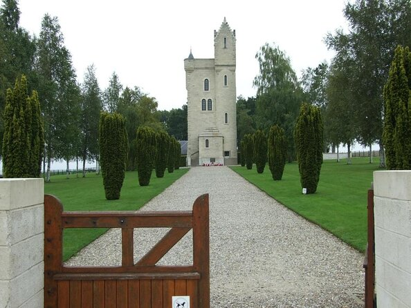 Pheasant Wood Military Cemetery