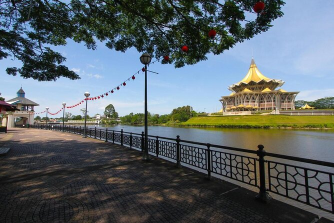 Kuching Waterfront (Esplanade)