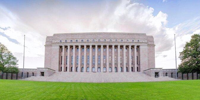 Parliament House of Finland (Eduskuntatalo)