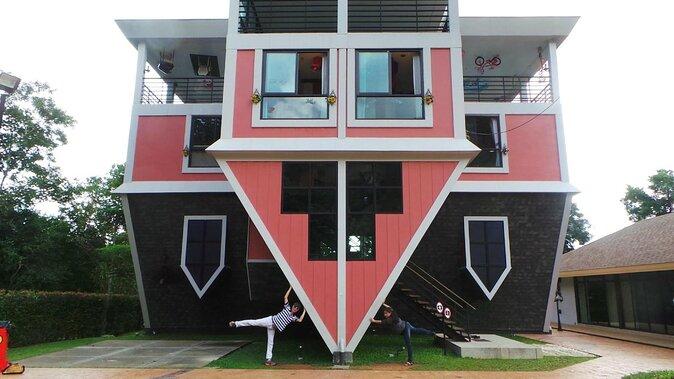 Upside Down House Phuket (Baan Teelanka)