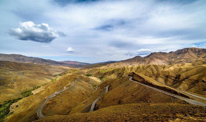 Tizi-n'Tichka Pass