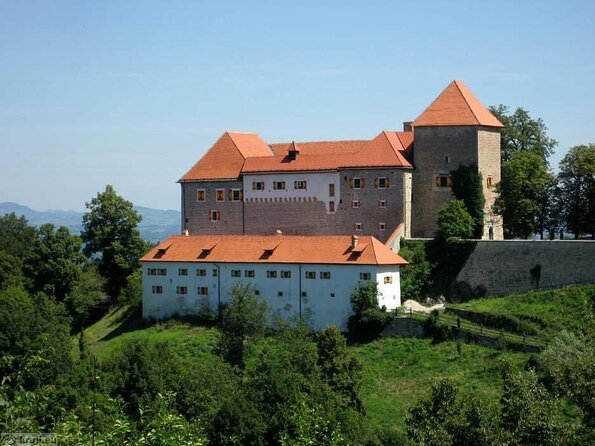 Castillo de Podsreda (Grad Podsreda)
