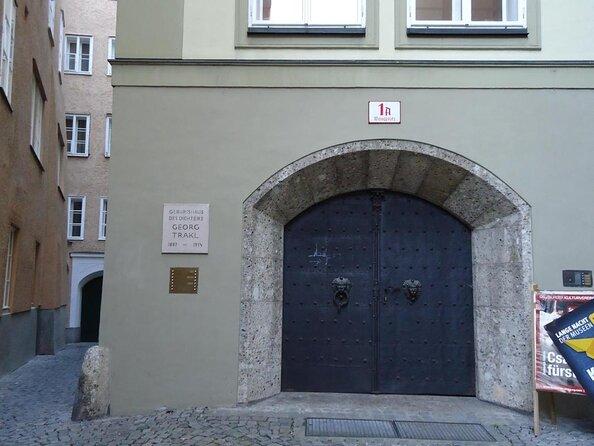 Georg Trakl Memorial (Traklhouse)